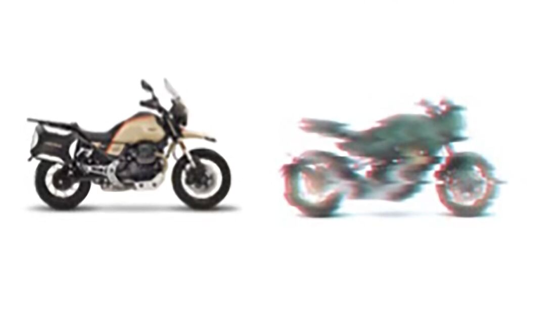 Moto Guzzi Teaser Zukunftsmodell