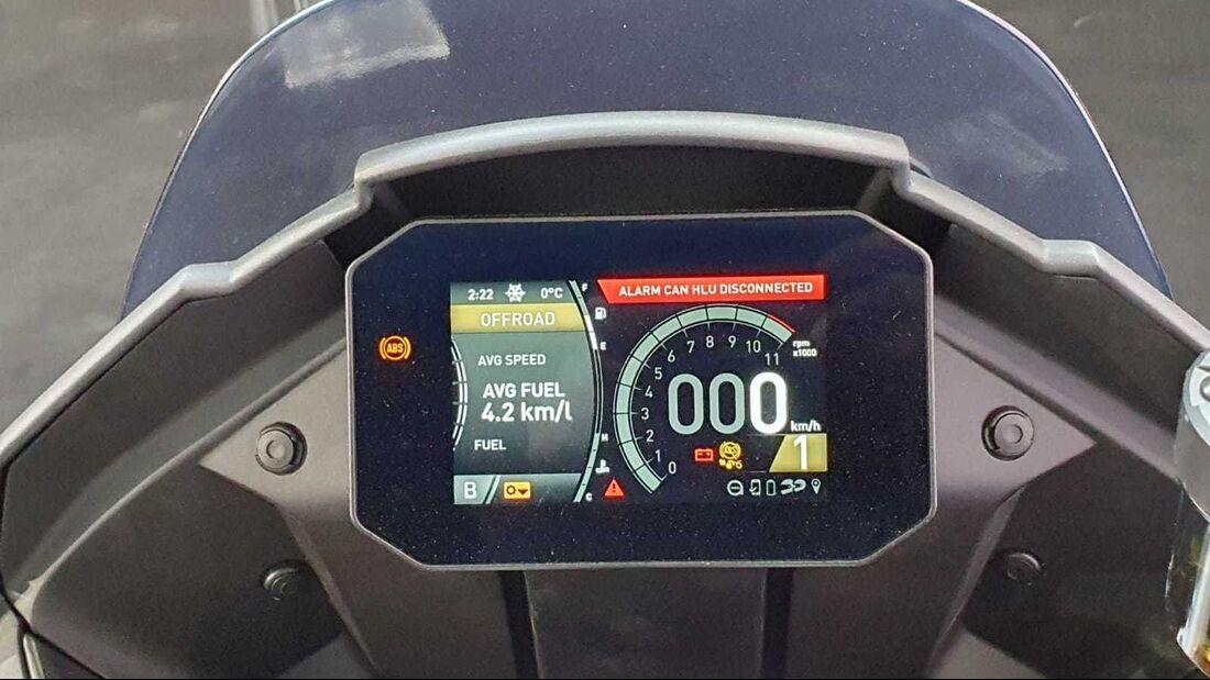 Moto Guzzi V 100 Mandello