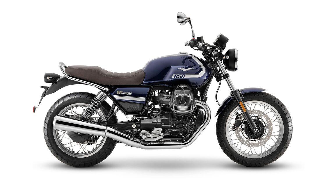 Moto Guzzi V7 Special Modelljahr 2021