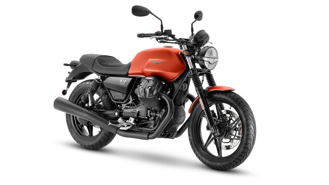 Moto Guzzi V7 Stone Modelljahr 2021