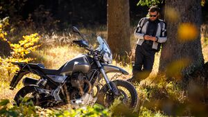 Moto Guzzi V85 TT Dauertest Zwischenbilanz