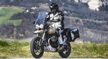 Moto Guzzi V85 TT Travel.