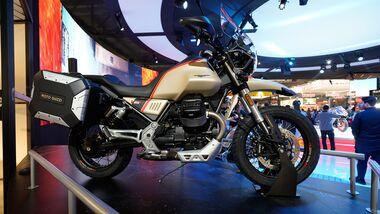 Moto Guzzi V85 TT Travel Eicma 2019