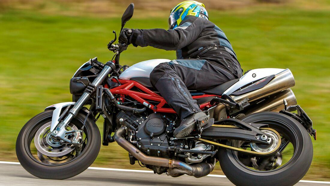 Moto Morini Corsaro 1200 ZZ.