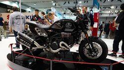 Moto Morini Super Scrambler Eicma 2019