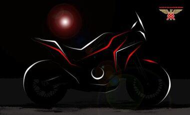 Moto Morini Teaser EICMA 2019