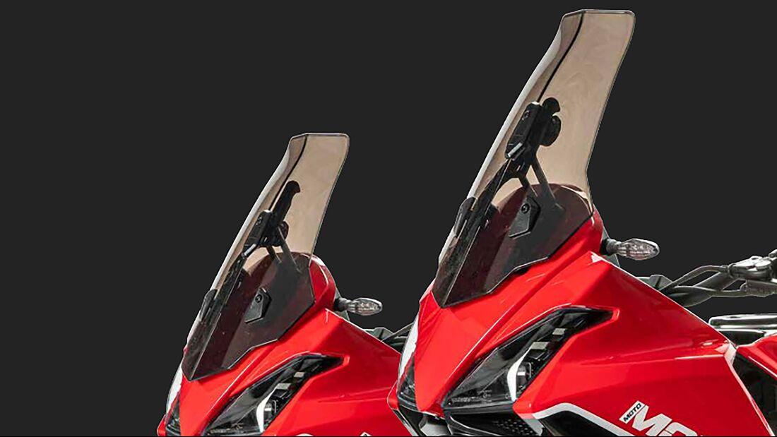 Moto Morini X-Cape Serienversion
