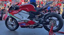 MotoCorsa Ducati Panigale V4 Tribute Nicky Hayden