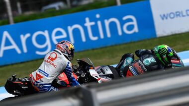 MotoGP Argentinien