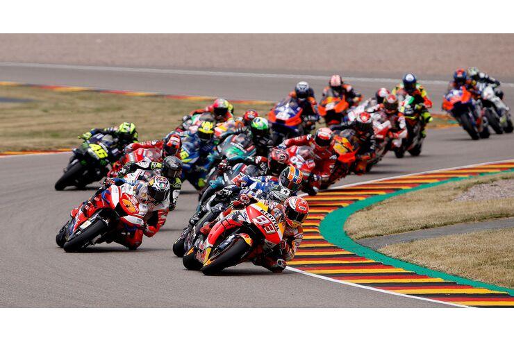 MotoGP-Rennkalender 2021: Österreich verdoppelt und mit Zuschauern