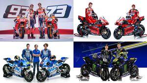 MotoGP-Teampräsentation 2020.