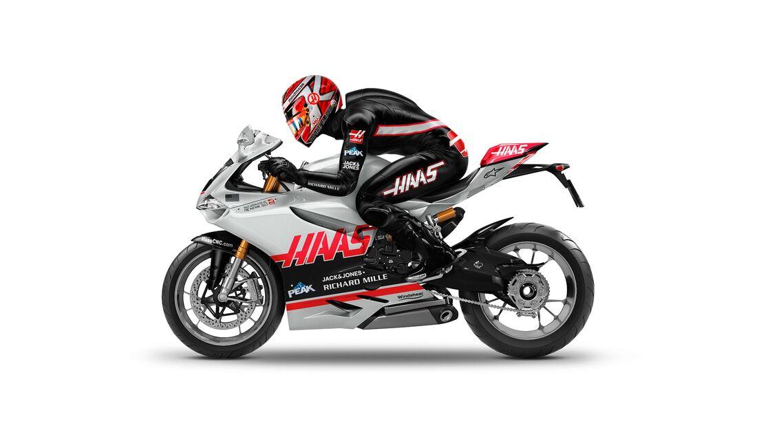 MotoGP-Teams als Formel 1-Teams