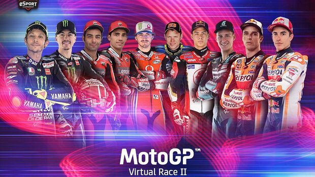 MotoGP Virtual Race 2.