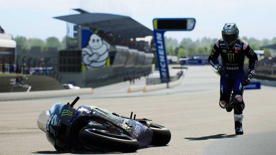 MotoGP21 Review