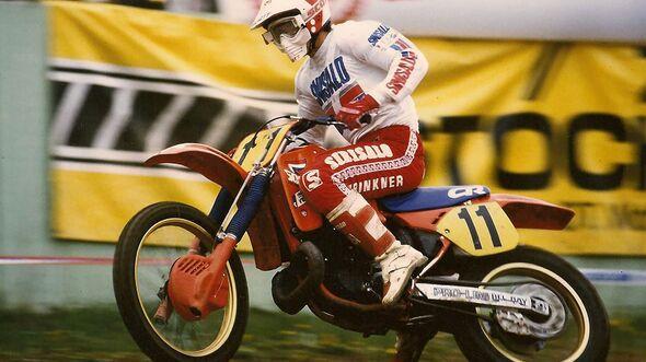 Motocross Peter Mayer
