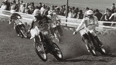 Motocross Roland Diepold (3), Arno Drechsel (62), Rolf Dieffenbach (1), Klaus-Bernd Kreutz (64)