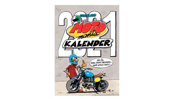 Motomania-Kalender-2021_Titelseite