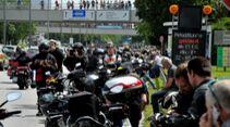 Motorrad-Demo 2020