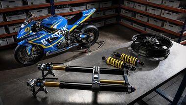 Motorrad Fahrwerk Federelemente Bilstein