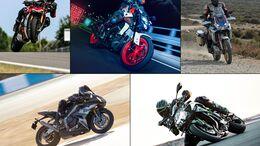 Motorrad-Neuheiten für das Modelljahr 2020.