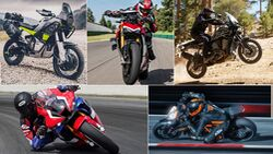 Motorrad-Neuheiten im Modelljahr 2020.