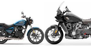 Motorrad-Neuzulassungen August 2021