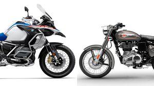 Motorrad-Neuzulassungen Februar 2021