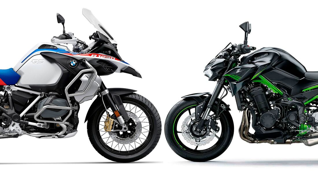 Motorrad-Neuzulassungen Mai 2021