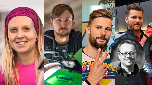 Motorrad-Redaktions-Highlights 2019.