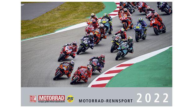 Motorrad Rennsport Kalender 2022
