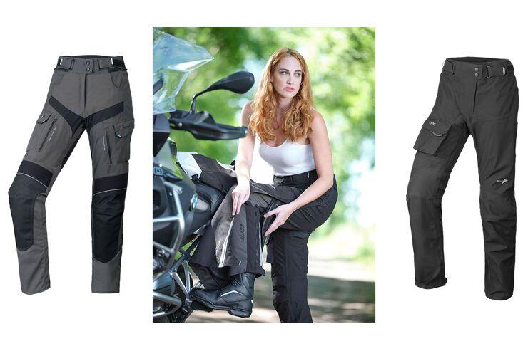 B/üse Damen Motorrad Leggings 34