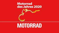 Motorrad des Jahres 2020