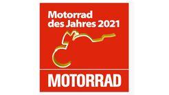 Motorrad des Jahres Leserwahl 2021 Logo