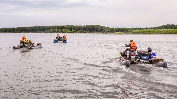 Motorradfilm 972 Breakdowns Weltreise mit Ural-Gespannen