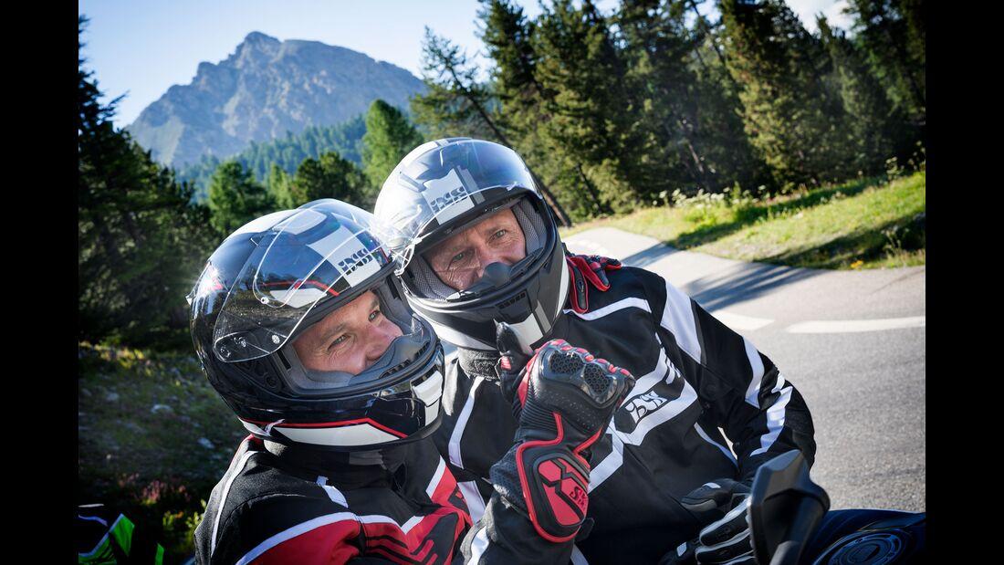 Motorradjacke iXS RS 400 ST