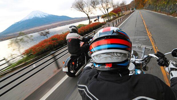 Motorradreise 2021 Tipps