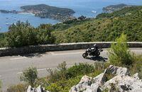 Motorradresie Frankreich Cote d'Azur
