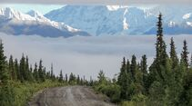Motorradtour durch Alaska mit SW-Motech Denali Highway