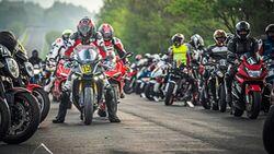 Motorradtrainingaction team Nordschleife