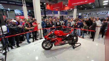Motorräder Dortmund 2020 Superleggera V4