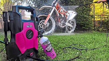 Muc-Off Pressure Washer Bundle (Hochdruckreiniger).