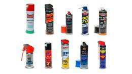 Multifunktionsspray Produkttest