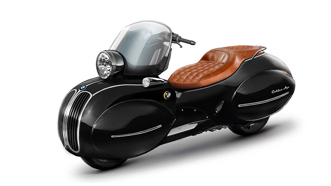 NMoto Golden Age Retro-Roller