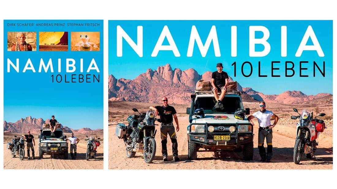 Namibia - 10-Leben Film Teaser