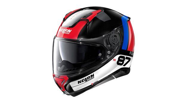 Nolan N87 Plus.