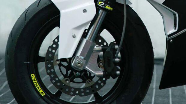 Ohvale GP 2 Pocketrennmotorrad 12 Zoll