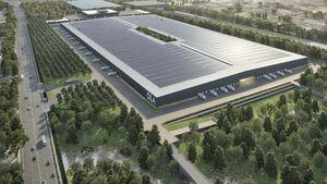 Ola Electric Megafactory
