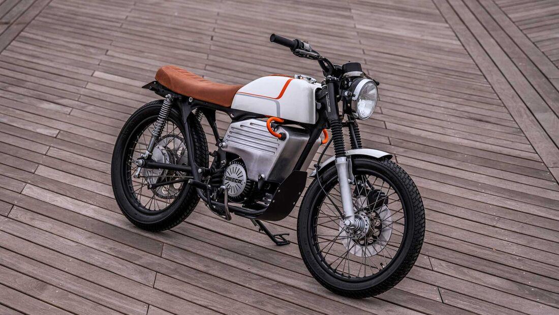 Omega Motors EV 200