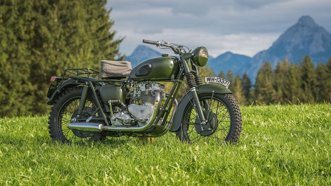 Original Great Escape Triumph TR6