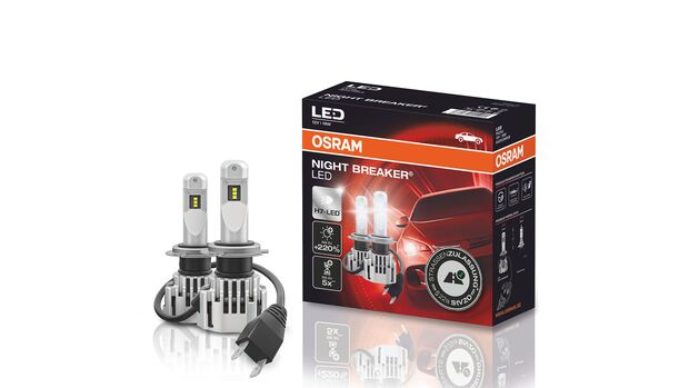 Osram Night Breaker LED Nachruestlampe